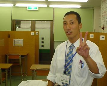 脇田講師です