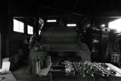 陶芸家[千寿窯] 吉野香岳さん2010 越中瀬戸焼、登り窯月暈編04