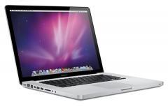 新しいMacBook Pro 写真