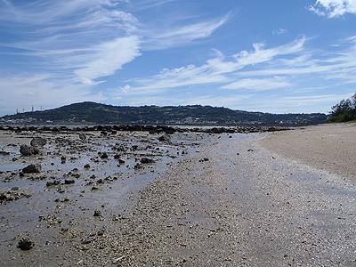 110608AWS02_名残惜しい海岸