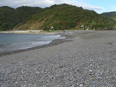 与那の海岸