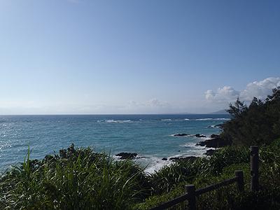 恩納村の海110529-