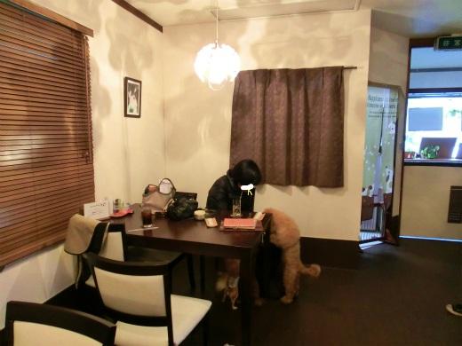 カフェで待てるの