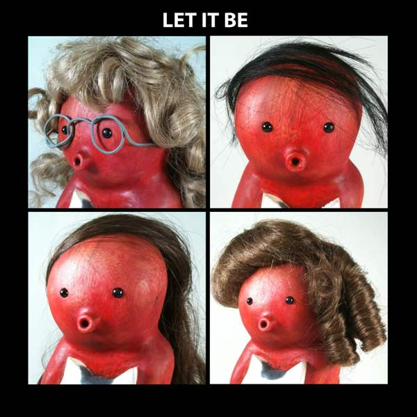 let it be - コピー
