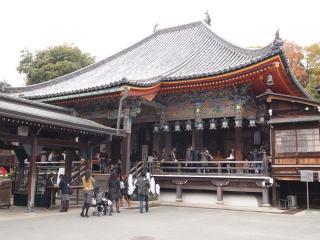 中山寺-本堂