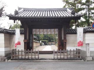 西大寺-山門