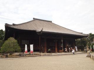 西大寺-本堂