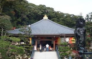 清澄寺-本堂