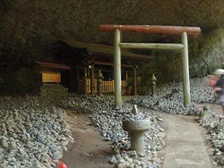 天岩戸神社-祠1