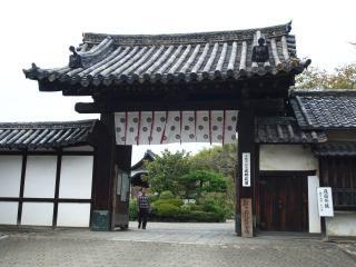 勧修寺-山門