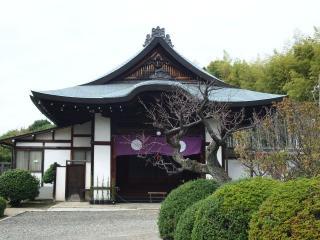勧修寺-宸殿