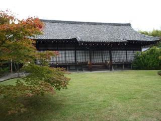 勧修寺-書殿