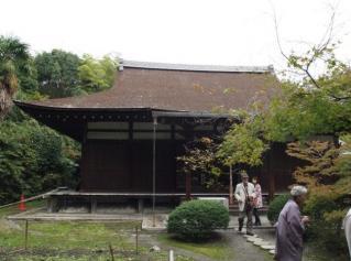 勧修寺-本堂