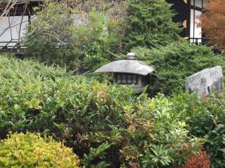 勧修寺-燈籠