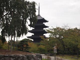 東寺-五重塔1