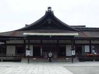 東寺-大師堂正面