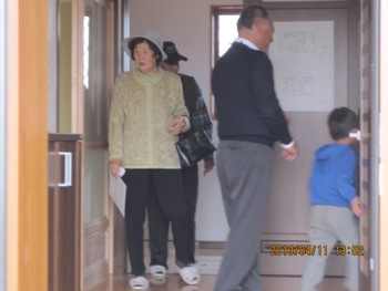 柳田政男邸完成見学会 004
