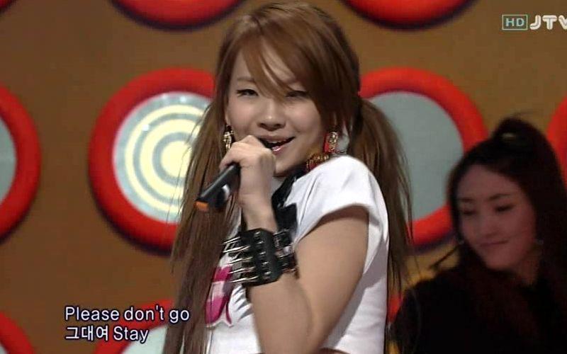 CL  Minji - 20091129 - Please Dont Go on Ink.avi_000054988