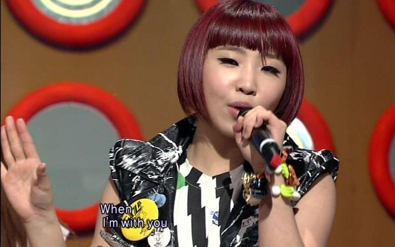 CL  Minji - 20091129 - Please Dont Go on Ink.avi_000158391