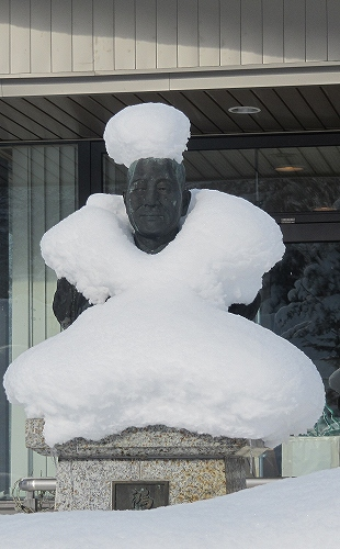 s-銅像さま~