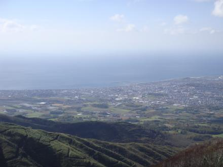 伊達紋別岳1