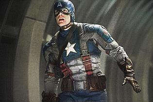 「キャプテン・アメリカ ザ・ファースト・アベンジャー」