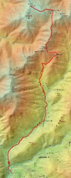 130813-14双六岳ログ