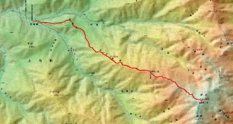 130923剱岳ログ