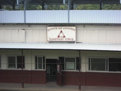 パラオ学校