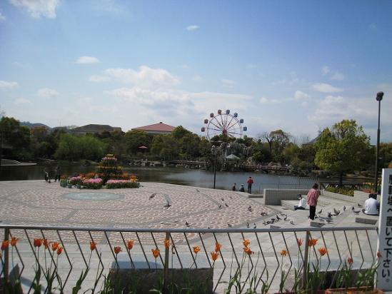 2010/04月/わんぱーくこうち入り口