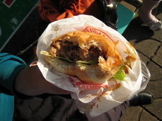 2010/04/05桂浜ハンバーガー