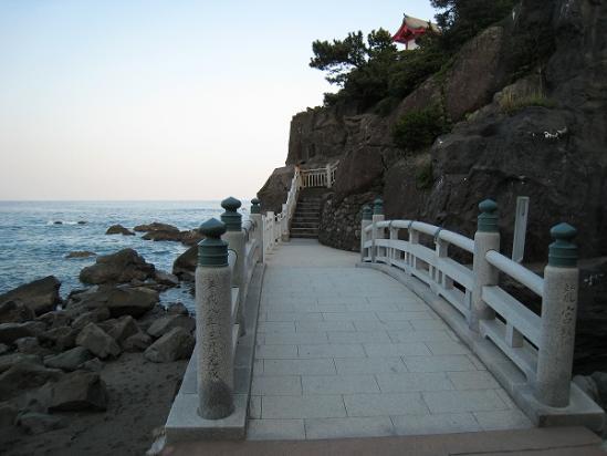2010/04/05桂浜竜宮橋