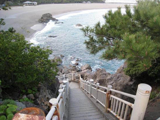 2010/04/05桂浜展望台