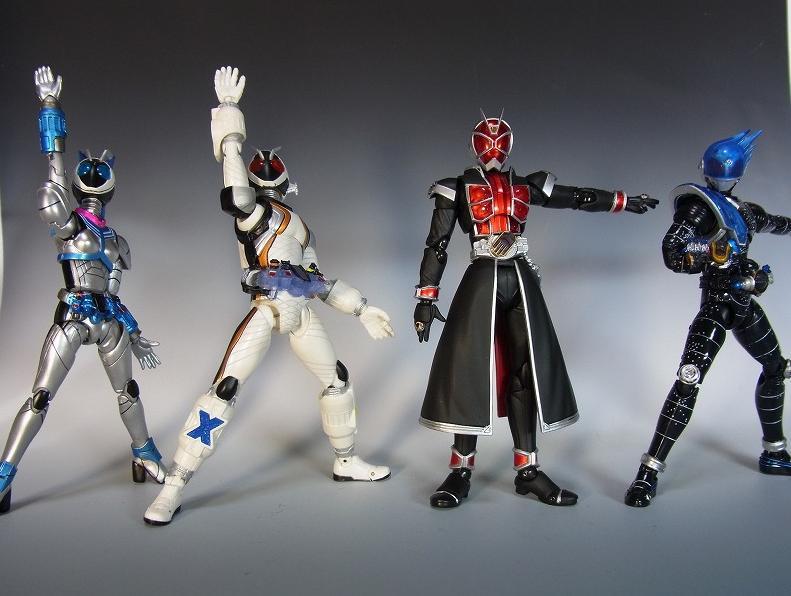 4人の戦士