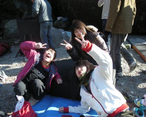 御嶽 2009/12/23