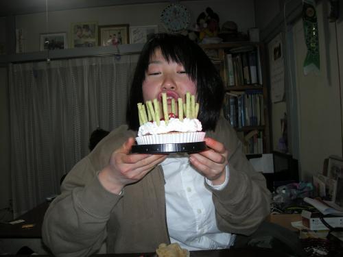 nisi ケーキ