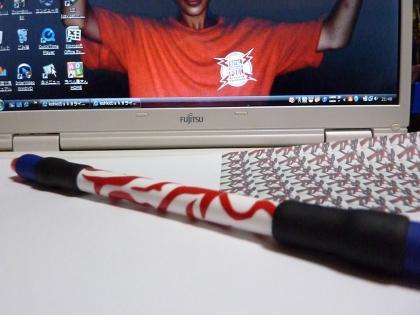 newペン