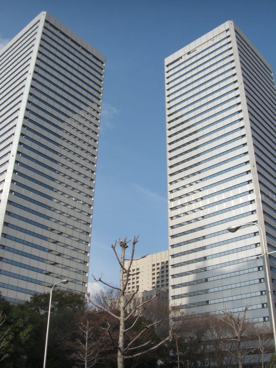 超高層ビル景研究所 TWIN21 MID...