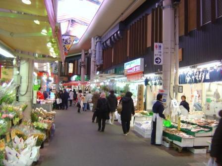 近江町市場①