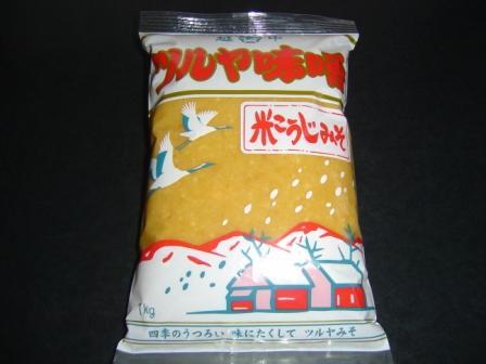 ツルヤ味噌