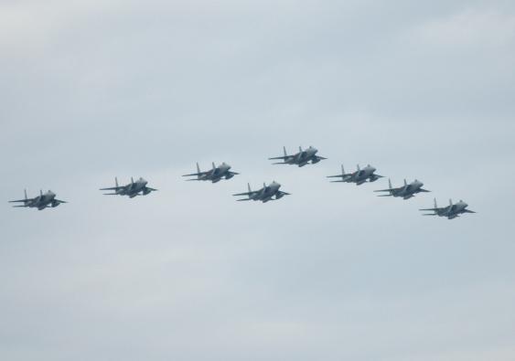 F-15編隊01