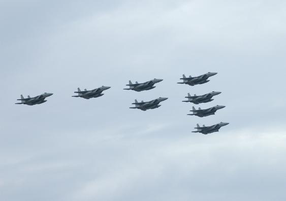 F-15編隊02