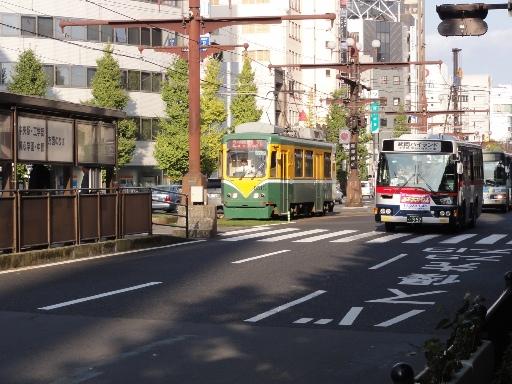鹿児島市内路面電車