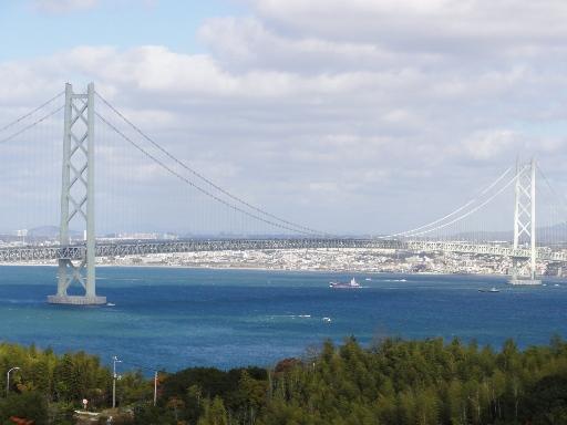 明石海峡大橋-1