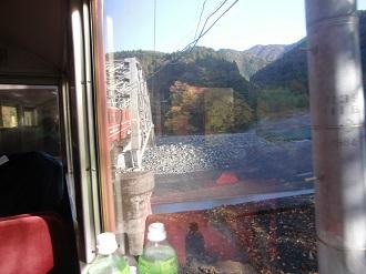 車窓の眺め