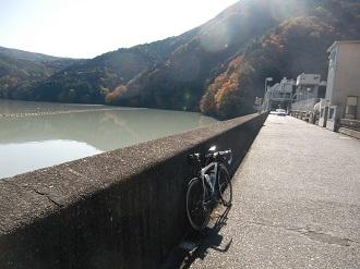 取り敢えず井川ダム