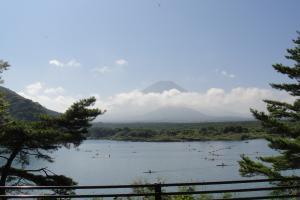 富士山はこの時だけ