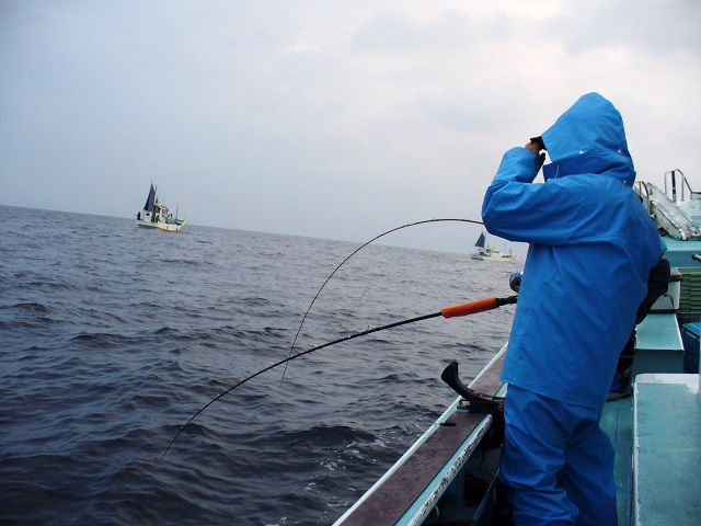 001_ヤリイカ釣り