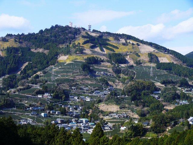 001_栗ガ岳全景