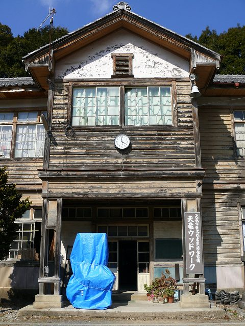 30_旧石神尋常小学校